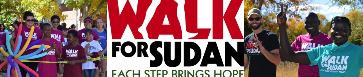 2017 11th Annual Walk for Sudan